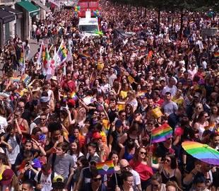 Lyon Gay Pride