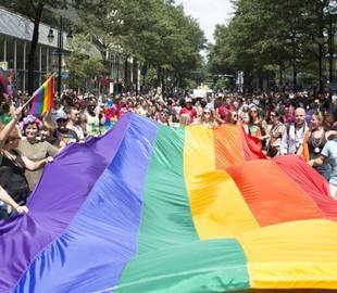 gay pride de Charlotte