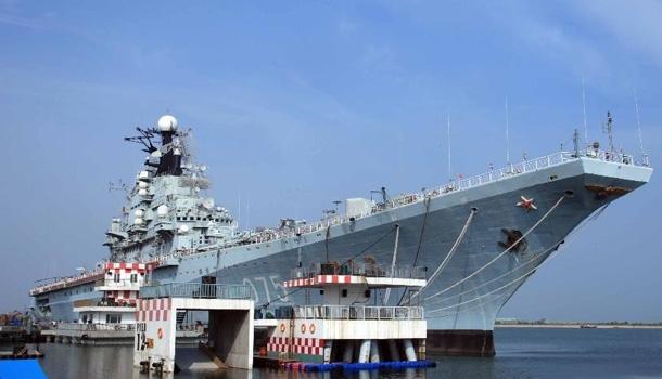 Insolite : une nuit à bord d'un porte-avions soviétique