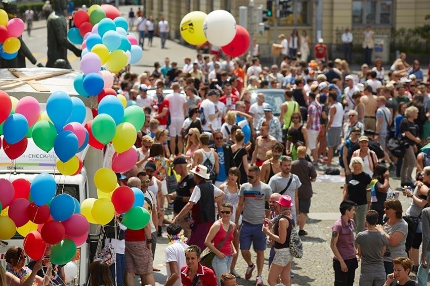 Zurich Pride Parade