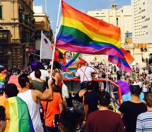 gay pride de Malte