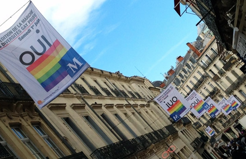 Montpellier : so gay !