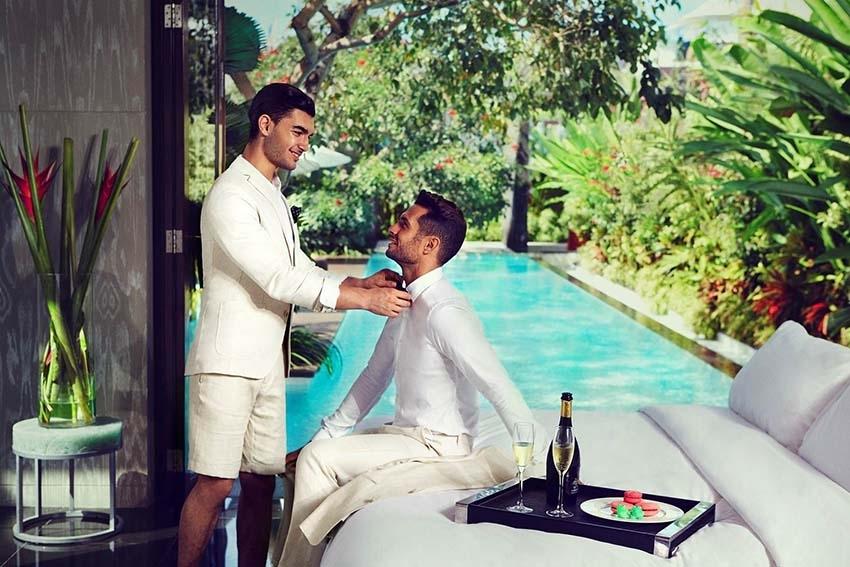 W Maldives gay friendly
