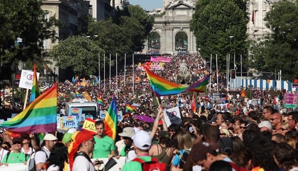 La gay pride de Madrid change de route