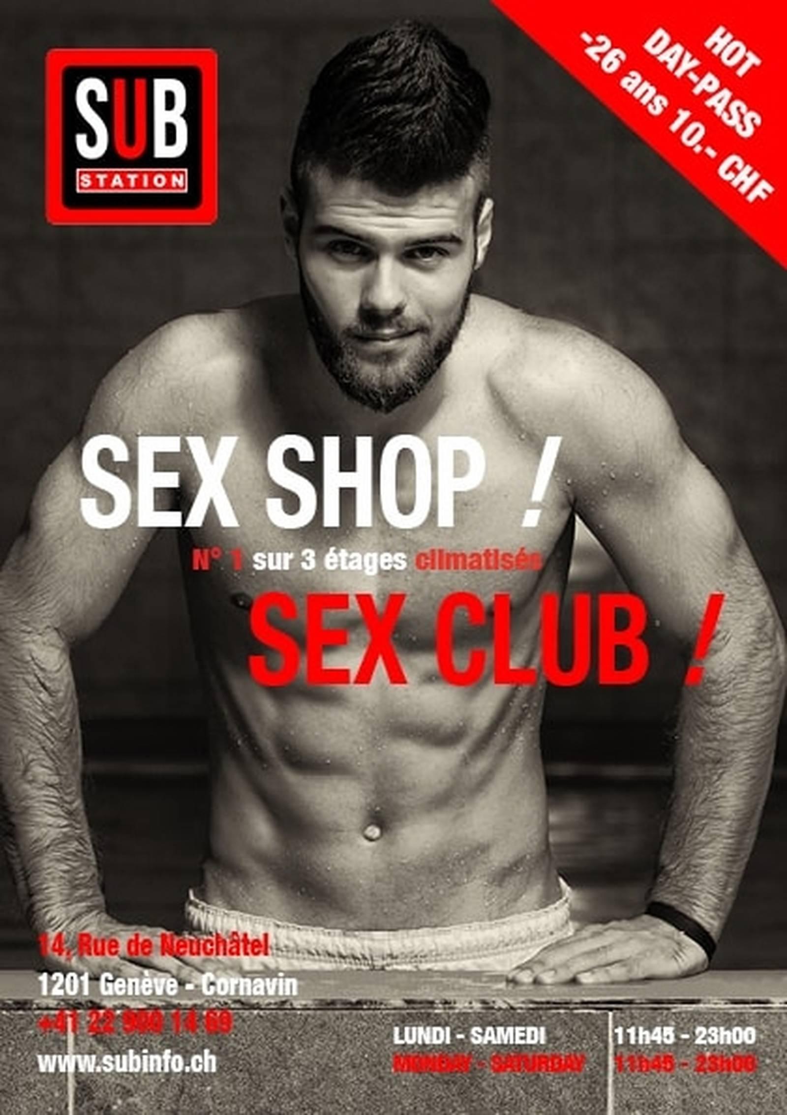 Gay Sex Shop Prague
