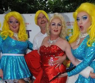 gay pride de Francfort (CSD Frankfurt)