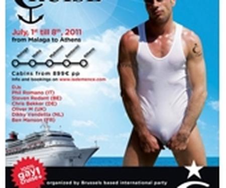 La Démence prend la mer et se lance dans une croisière gay en Méditerranée !