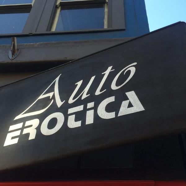 Auto-Erotica