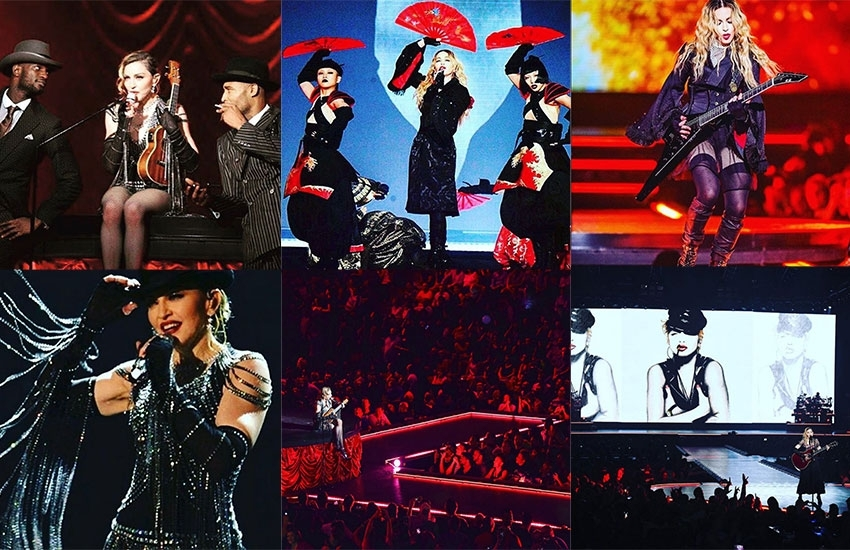 Madonna : la Reine est de retour