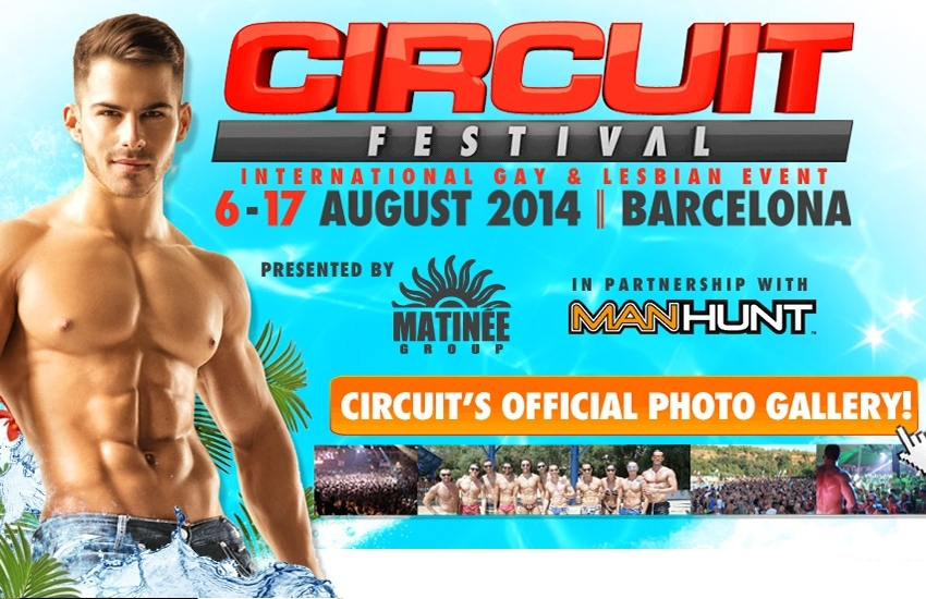 Circuit Festival Barcelona : the Poster
