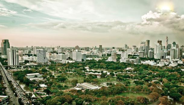 Bangkok Night and Day