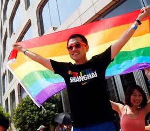 Gay Pride Xangai