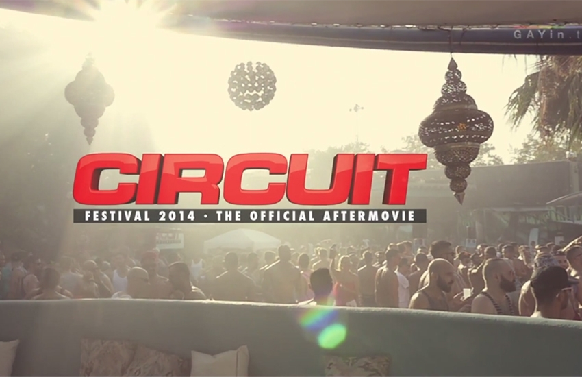 Circuit Festival: back in 2015! [video]