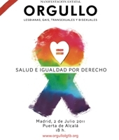 Orgullo, la fierté gay envahit les rues de Madrid ce week-end !