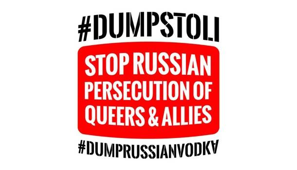 Gay Bars boycott Russian Vodka to fight Anti-Gay Law in Russia