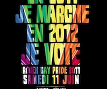 Samedi, la gay pride sinstalle (aussi) à Rouen et Rennes