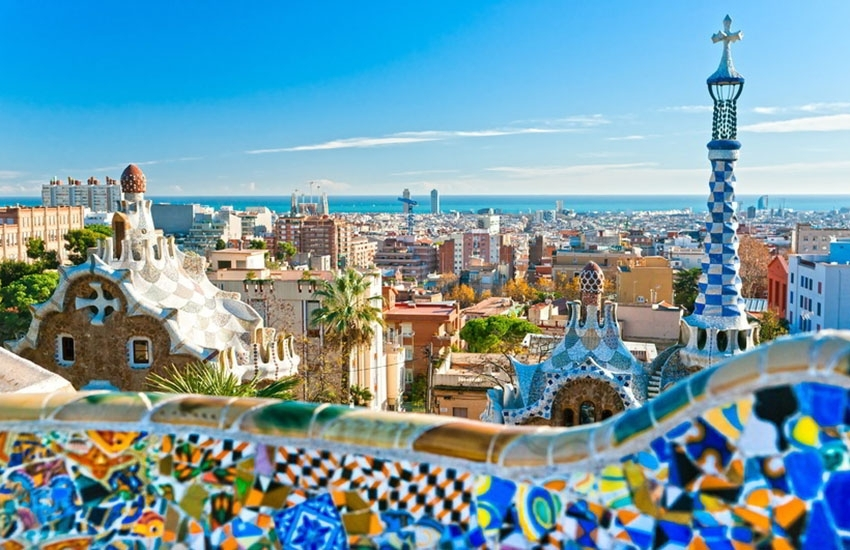 Win a trip for 2 to Barcelona!