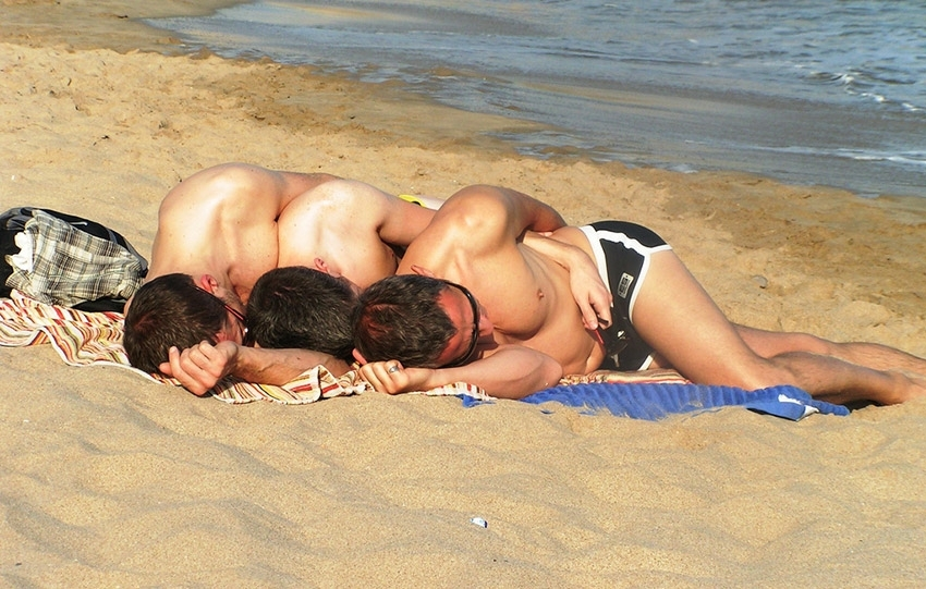Plage gay sitges
