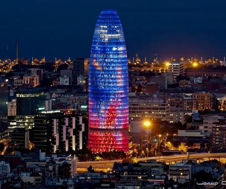 La Tour Agbar de Barcelone va devenir un hôtel de luxe