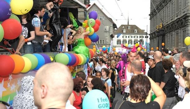 Zürich, Vienne, Portland, suite du tour du monde des gay prides