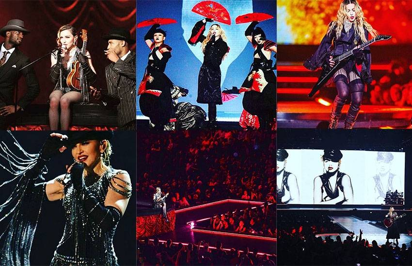 Madonna: the Queen is back!