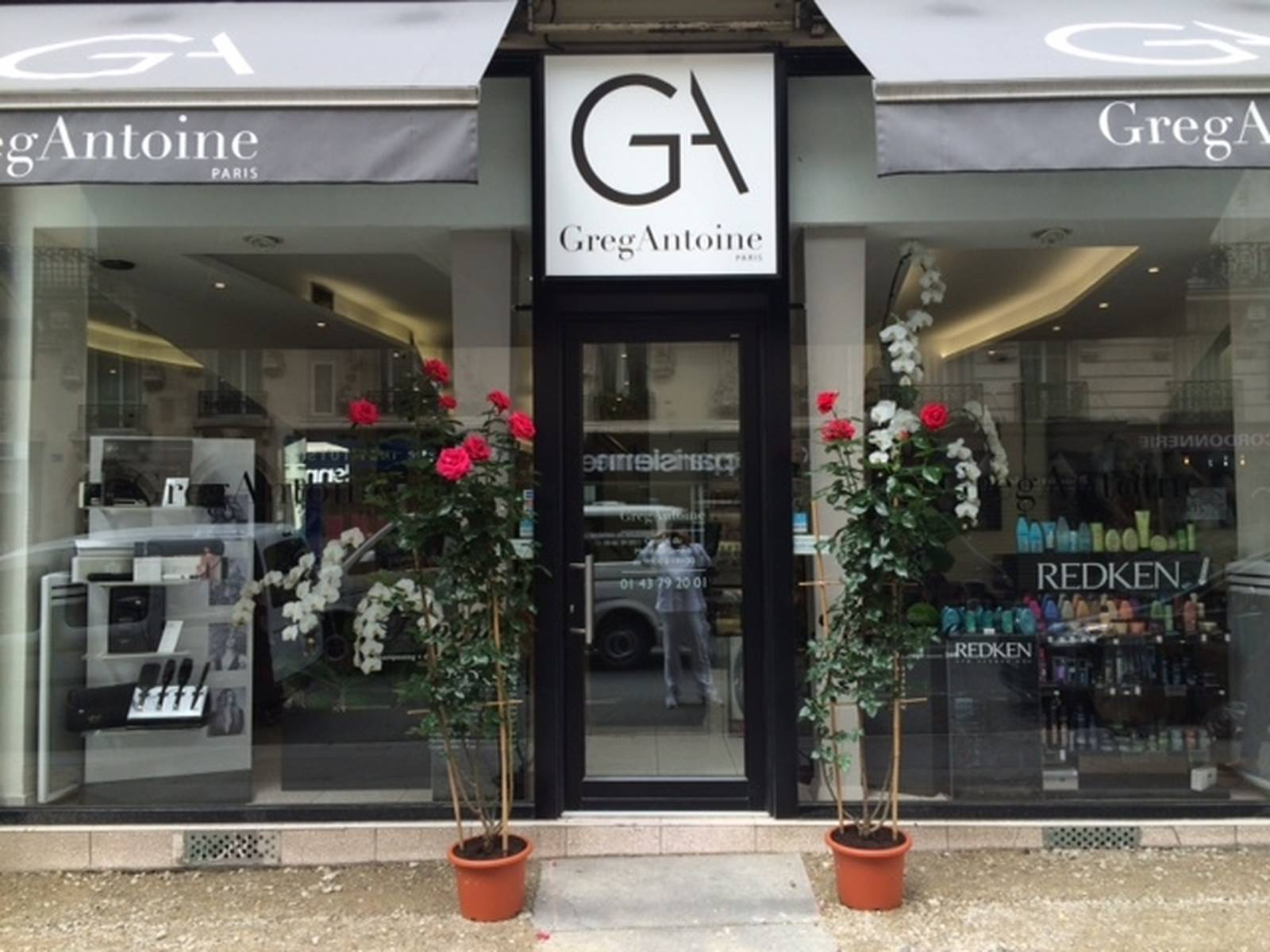 Greg Antoine Coiffeur Paris Hairdressers In Gay Paris Misterb B