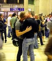 Kiss-in de la Saint-Valentin : embrassez qui vous voudrez !