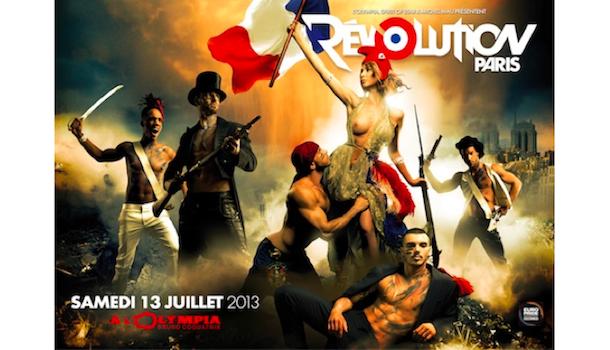 Révolution Paris à l'Olympia: 1 an, ça se fête!
