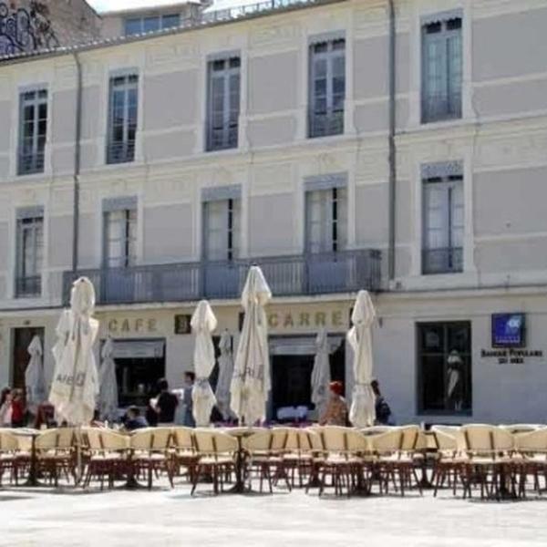 rencontre gay anonyme à Nîmes