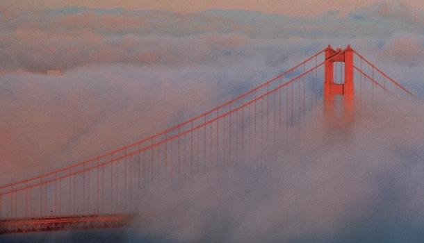 San Francisco, gay city by the bay