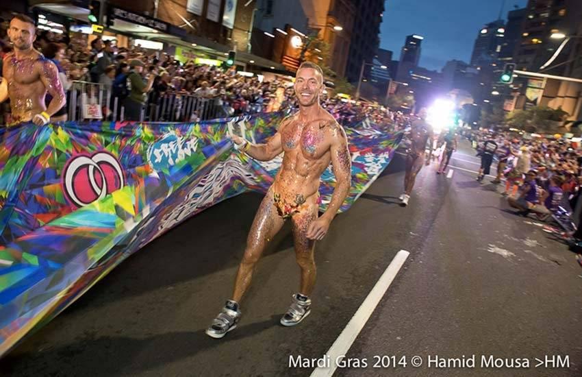 Sydney Gay & Lesbian Mardi Gras 2015 : Save the Date!