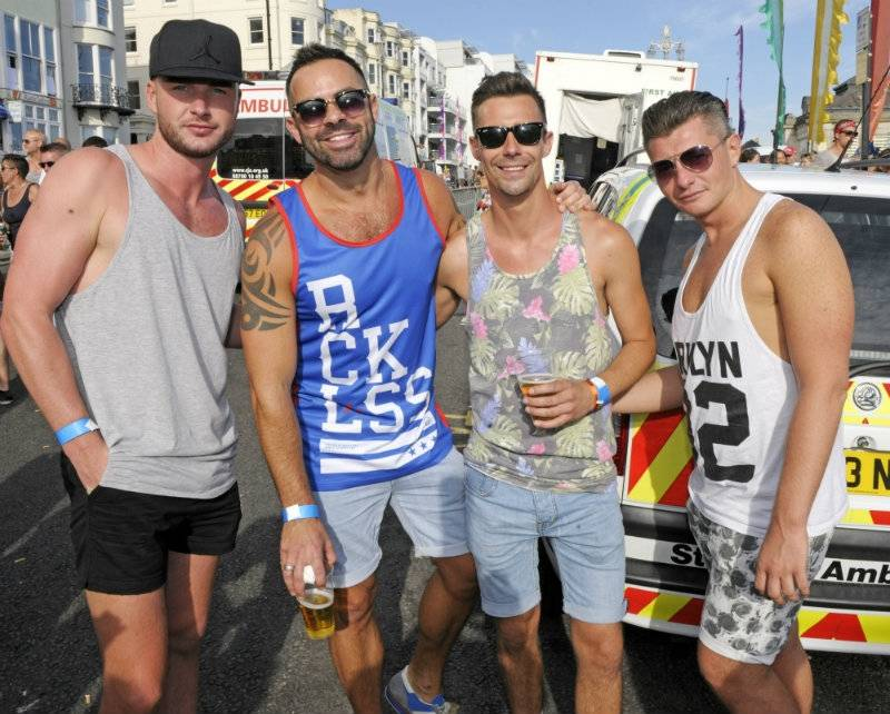 Miami Gay Pride dates, parade, route misterb& b