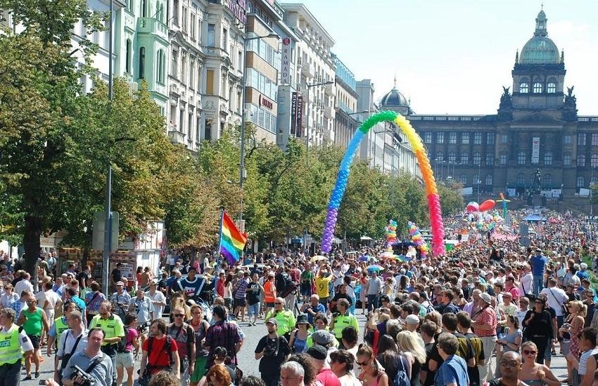 Prague pride this saturday