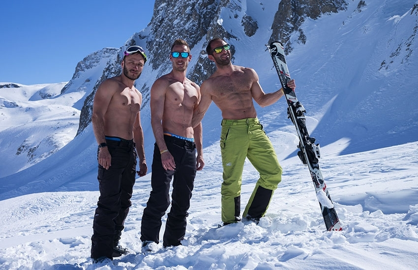 European Snow Pride powered by SCRUFF : back in March 2017!