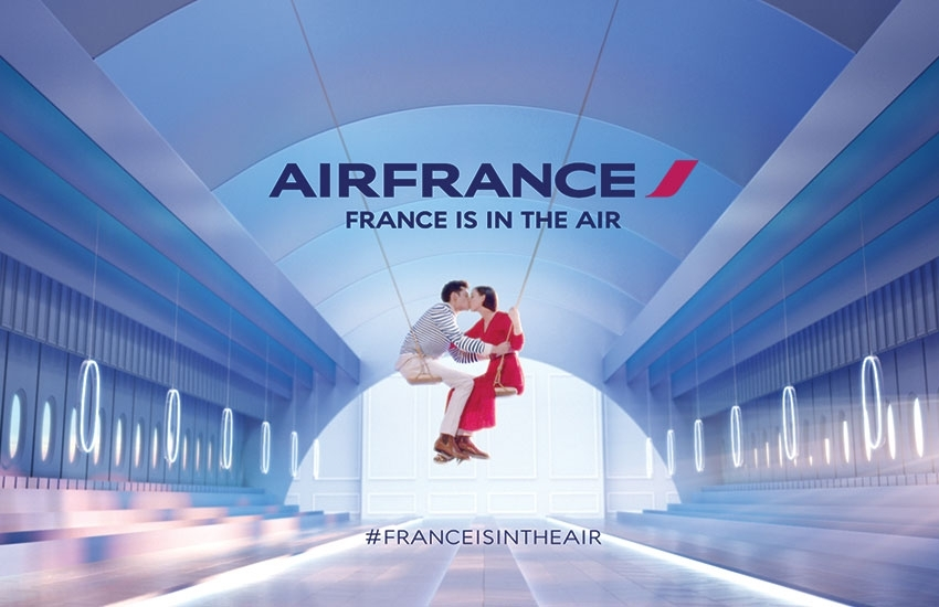 Vidéo : Air France is in the air