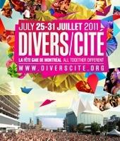 Lancement de Divers/Cité, la grande fête gaie de Montréal