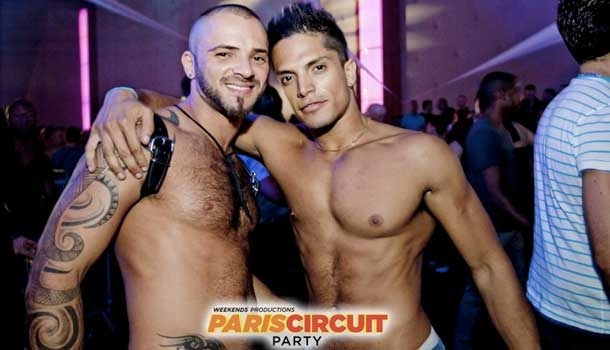 Le retour du Paris Circuit Party, le festival gay de Paris !
