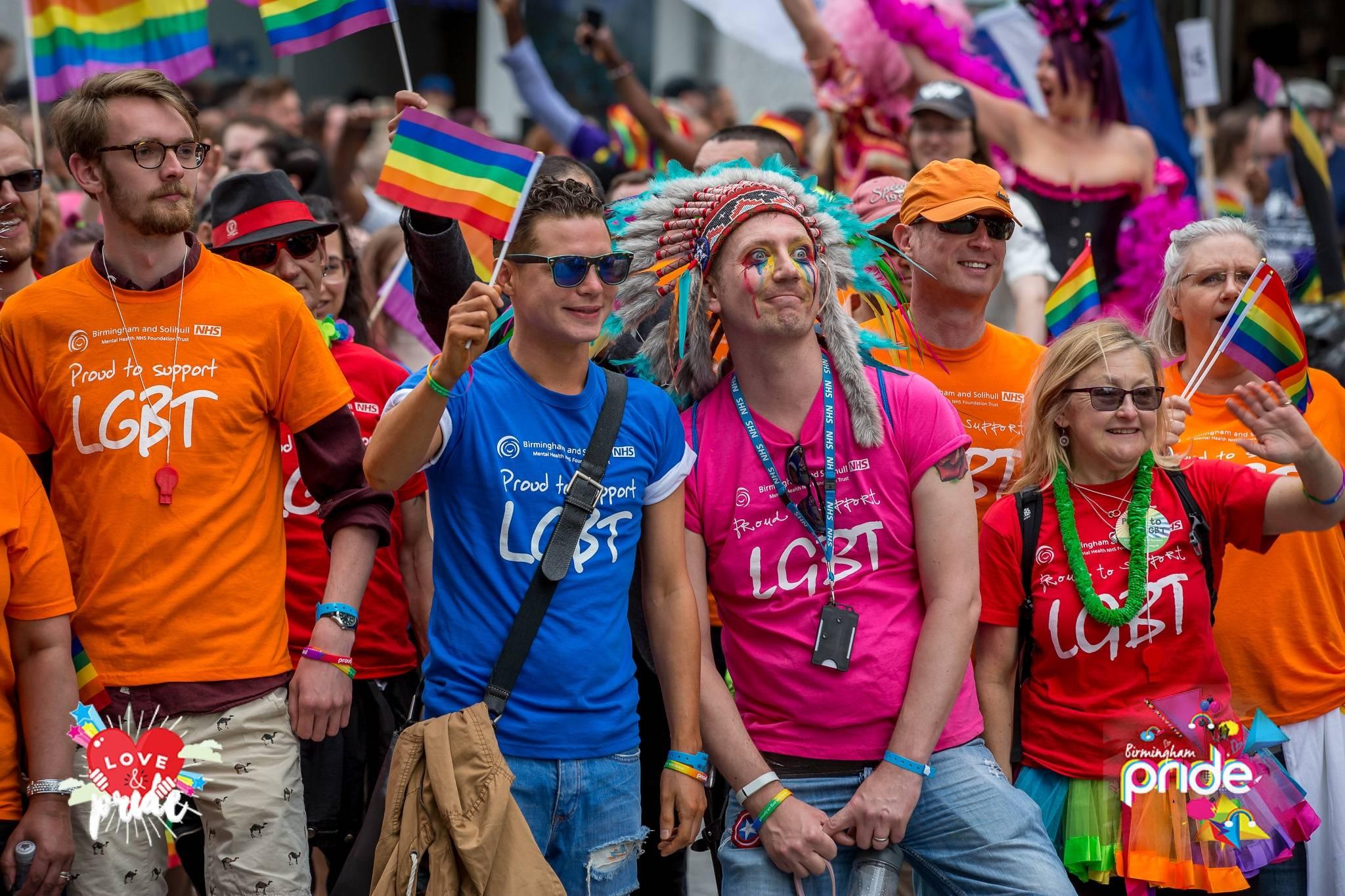 Birmingham Gay Pride 2019: dates, parade, route - misterb&b