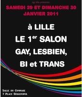 Le premier salon LGBT de Lille aura lieu ce week-end