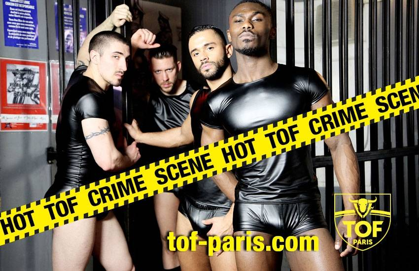 TOF Paris, Sexy Clothes for Men Made in France