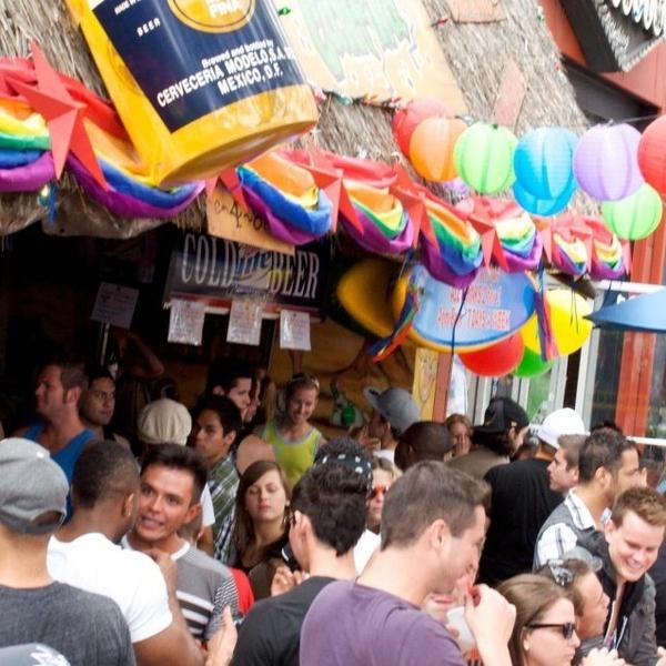See more gay bars · Fiesta Cantina