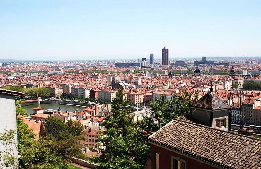 Lyon, ville la plus gay friendly de France