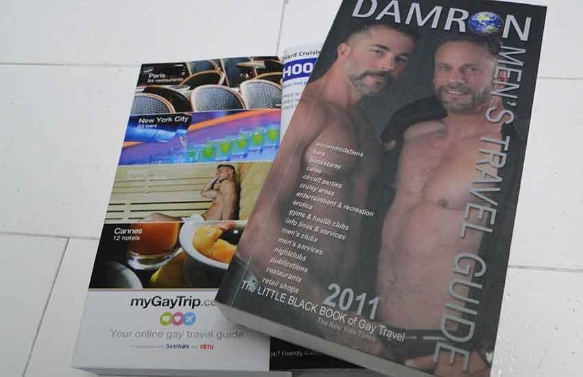 Le guide Damron 2011, guide mondial des établissements gay, vient de sortir