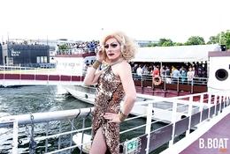 B Boat Party @ Bateau Nix Nox photo 19/26