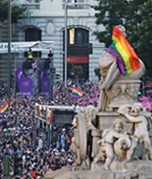 Menaces sur la gay pride de Madrid ?
