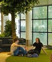 Un parc (naturel) ouvre à l'aéroport d'Amsterdam