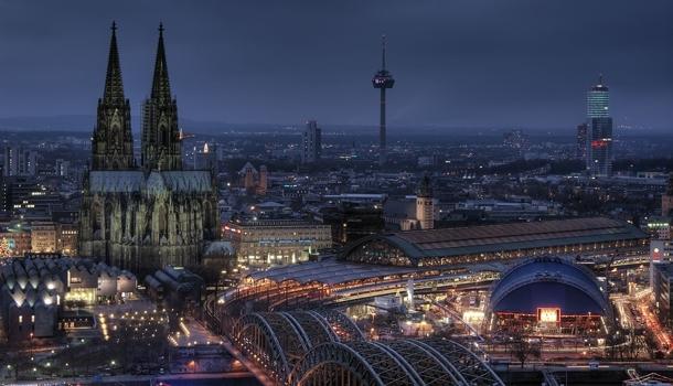 Cologne de A à Z