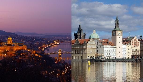 Le match : Prague ou Budapest ?