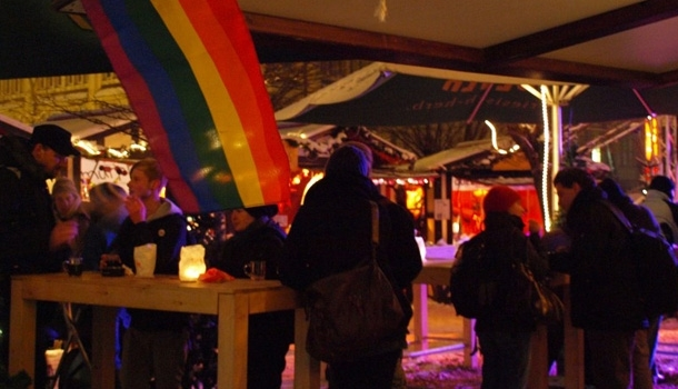 Noël, version gay ? L'Europe a aussi son Pink Christmas !
