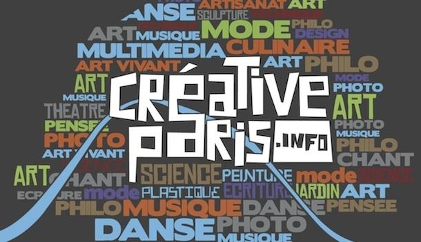 Paris joue la carte artistique avec Créative Paris